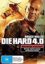 Die Hard 4.0 (Uncut Version) - Action -  NEW DVD