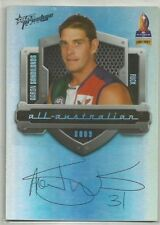 2010 AFL SELECT PRESTIGE FREMANTLE AARON SANDILANDS ALL AUSTRALIAN AA16 CARD