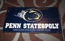 Penn Stateopoly (PSU) Property Trading Board Game *NEW*