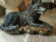 Wolf  mold for plaster or concrete LATEX ONLY