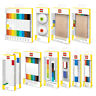 Lego Stationery Set Pen Pencil Marker Eraser Ruler Sharpener Bricks Official