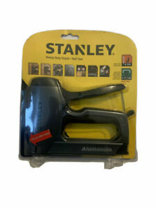 Stanley Tools 0TR250 Heavy-duty Staple & Nail Gun