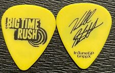 BIG TIME RUSH #2 TOUR GUITAR PICK
