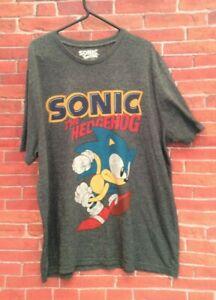 Sonic the Hedgehog. large  T-Shirt. SEGA Large