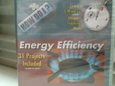How Do I? Energy Efficiency DVD HDI-B02, 2004 Edition, Series B, Vol II, FS