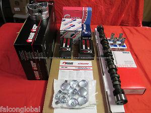 Chevy/GMC 6.5 6.5L MASTER Engine Kit Pistons+Rings+Bearings+Cam/Camshaft 1997-02