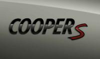 Genuine MINI Piano Black Cooper S Badge Emblem Plaque F54/55/56/57/60 2465245