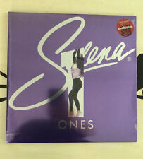 Selena Quintanilla ONES 2 LP Vinyl Record Target Exclusive w Poster NEW 2020