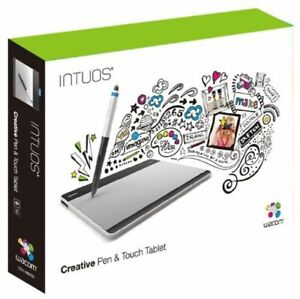 Wacom Intuos CTH480 CTH-480 Creative Pen & Touch Tablet (Small) open box