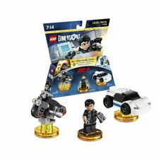 Lego Dimensions  Mission Impossible Ethan Hunt IMF Scrambler And Sport Car 71248