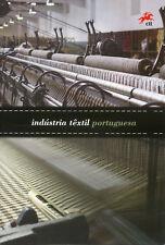 Portugal 2017 CTO Textile Industry 4v Set 1v M/S Special Folder Textiles Stamps