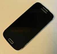 Original Samsung Galaxy S4 mini GT-I9195 LCD Display Einheit Schwarz Gebraucht