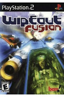 Wipeout Fusion Ps2 Game Disc Only 19A Playstation 2 Kids Racing