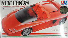 Tamiya Ferrari Mythos - Pininfarina 1/24 Scale Plastic Model Kit 24104