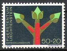 Liechtenstein Nr.485 ** Entwicklungshilfe 1967, postfrisch