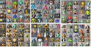 MARVEL Toys 1967-1997 Your Choice of 153 Different Figures X-Men Toy Biz Lot