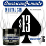 AMERICAN POMADE MORTAL SIN · Water Soluble Hair Pomade