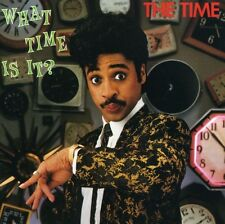 The Time, Time - What Time Is It [New CD]