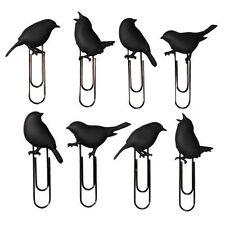 Cabanaz - Birdclip, Bildergalerie Vögel, schwarz