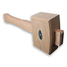 """Crown #106 Beech Joiners Mallet - 4-1/2"""""""