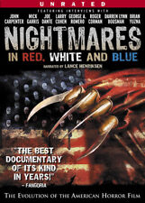 Nightmares in Red, White and Blue [New DVD] Widescreen