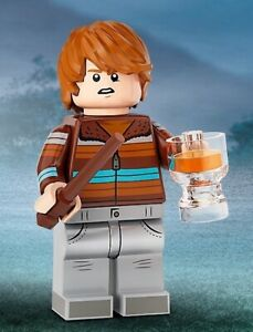 Lego Harry Potter 71028 Series 2 - No. 4 Ron Weasley - New/Sealed