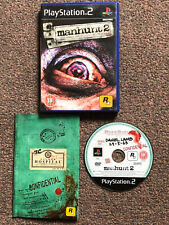 Manhunt 2 (PS2) PlayStation 2 - *Banned UK PAL VERSION* Includes Manual