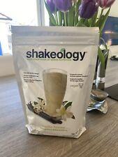 Shakeology Vanilla Vegan