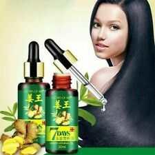 ReGrow 7Day Ginger Germinal Hair Growth Serum Hairdressing Loss Oil F5X3 Y6V5