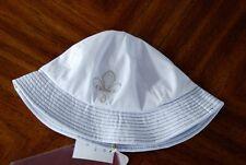 Kyra K. Designer Sun Hat/Bucket Hat White Brand New One Size Fits All