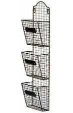 Basket Wall Storage 3 Compartments