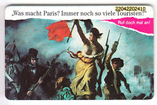 EUROPE  TELECARTE / PHONECARD .. ALLEMAGNE 50DM BASTILLE REVOLUTION 11/91 PUCE
