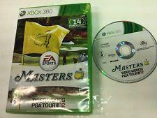Masters Tiger Woods PGA Tour 12 Xbox 360