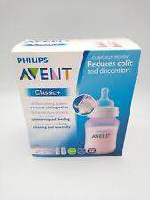 Philips Avent classique + alimentation anti-colique Bouteille 260 ml Rose SCF564...