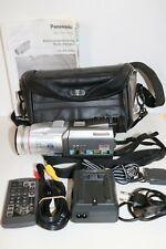 Panasonic 3CCD  Camcorder Mini DV - Objektiv LEICA DICOMAR - mit viel Zubehör
