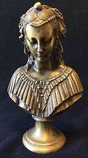 La Lippina Fra Filippo Lippi 1465 Lucrezia BUTI Firenze ITALIA Bronze 23 cm XIXe