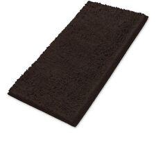 Non-Slip Bathroom Rug Shag Shower Mat Absorbent Soft Microfibers 24x39 Inches