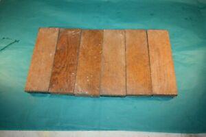 Reclaimed Oak Hardwood Parquet Flooring