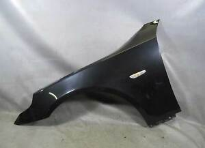 BMW E60 E61 5-Series Left Front Drivers Fender Quarter Panel Black Sapphire USED