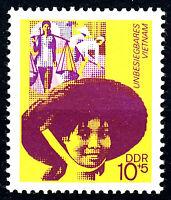 1736 postfrisch DDR Briefmarke Stamp East Germany GDR Year Jahrgang 1972