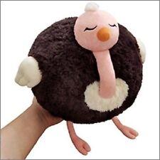 Ostrich Squishable 7 inch Mini Plush