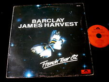 BARCLAY JAMES HARVEST/BJH/FRENCH TOUR 82/PROMO MINI LP/FRENCH PRESS