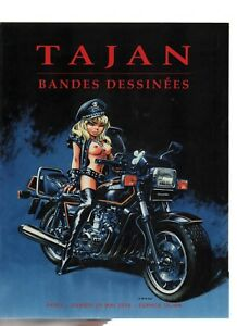 Catalogue Vente BD TAJAN du 20 mai 2006 - Couverture DANY - Broché