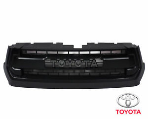 New OEM Black Grille Assembly TRD PRO for Tundra 2014-2021 - 202 Color Code