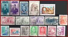 Syria Assorted 28 Stamps - 24 Different