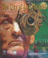 The City of Lost Children CD-ROM Game (PC, 1997) Factory Sealed Free Shipping