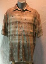 """OUTFITTERS by Roundtree & Yorke """"fishing"""" shirt Size Large"""