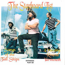 Songs of the Tall Ships/Cruising 'Round Yardmouth - The Starboard List CD NEW