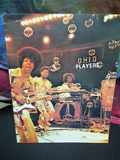 OHIO PLAYERS - Fan Club Tour Program 1970's Contradiction Fire Skin Tight Honey