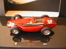 FERRARI 553 F1 #38 HAWTHORN 1954 HOTWHEELS N5586 1/43 ELITE MATTEL FORMULA ONE